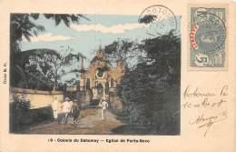 DAHOMEY / Porto Novo - Beau Cliché Colorisé - Dahomey