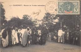 DAHOMEY / Réunion De Yorubas Mahométans - Belle Oblitération - Dahomey