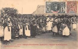 DAHOMEY / Danses De Féticheuses - Belle Oblitération - Dahomey