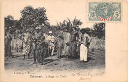 DAHOMEY / Village De Toffo - Belle Oblitération - Dahomey