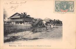 DAHOMEY / Hôpital De Cotonou - Belle Oblitération - Dahomey