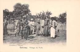 DAHOMEY / Village De Toffo - Dahomey