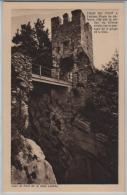 Tour Et Pont De La Dala Loeche - Confitures Saxon DOXA Conserves - VS Valais