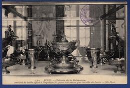 92 LA MALMAISON Château, Surtout De Table Offert à Napoléon 1er Pour Son Sacre Par La Ville De Paris - Chateau De La Malmaison