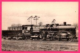 """Locomotives Allemandes """" Prairie """" à 2 Cylindres Et Vapeur Surchauffée Pour Train Express - Série 23000 - 1938 - H.M.P. - Trains"""