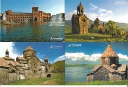0806i: 8 AKs Armenien, Ungelaufen - Armenien
