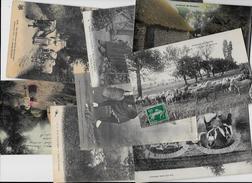 Lot 242 De 10 CPA Divers Métier Campagne Ferme Folklore Déstockage Pour Revendeurs Ou Collectionneurs - Cartes Postales