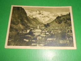 Cartolina Mondrone - Panorama 1986 - Italie
