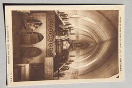DOMPIERRE-SUR-BESBRE (ALLIER), Abbaye Notre-Dame De Saint-Lieu, Sept-Fons, Intérieur De L'Eglise, Vue Générale - Autres Communes
