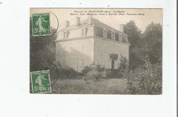 SOUVENIR DE MAUVEZIN (GERS) LA GARIERE 1913 - Sonstige Gemeinden