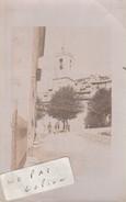 MANE  EN PROVENCE  - Rue Des Ecoles - Carte-photo  ( Rare ) - Autres Communes