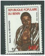 Bénin  N° 646 XX Centenaire Des Actions Courageuses Du Roi Benhanzin  Sans Charnière, TB - Benin - Dahomey (1960-...)