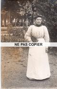 Rare Photo Carte D'une Sage Femme ( Genevieve Delangle, Sage Femme à Angerville) - Chartres