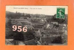 CPA * * TRACY-LE-MONT * * Vue Prise Du Clocher - France