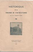 Livret Historique Paroisse Chef Boutonne - Chef Boutonne