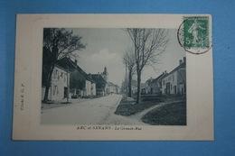 Arc-et-Senans La Grande Rue - France