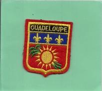 Ecussons Tissu  -  Ecusson Feutrine  -    GUADELOUPE - Stoffabzeichen