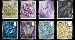 Groot-Brittannië / Great Britain - Postfris / MNH - Complete Set Regionale Postzegels 2017 - 1952-.... (Elizabeth II)