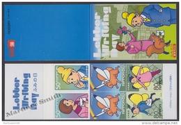 Japan - Japon 2004 Yvert C-3542a, Letter Writing Day - Carnet - Booklet - MNH - 1989-... Keizer Akihito (Heisei-tijdperk)