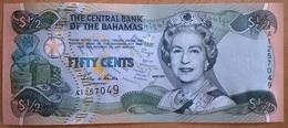 Bahamas - 0,5 Dollar - 2001 - PICK 68 - NEUF - Bahamas