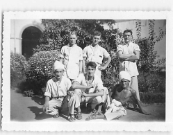 ORAN, Nouvelles Casernes + PHOTO TLEMCEN Année 1947 , Séjour à L' Hôpital Militaire - Lire Descriptif - 4 Scans - Andere Oorlogen