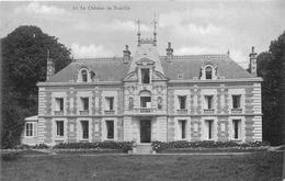 ¤¤  -  10   -  Le Chateau De BREVILLE     -  ¤¤ - France