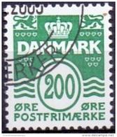 DENEMARKEN 2005  200öre Golflijn Groen USED