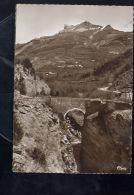 CP (04) Colmars  -  Pont-Haut Et Village De Clignon - Andere Gemeenten