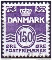 DENEMARKEN 2002 150öre Gollijn Violet GB-USED