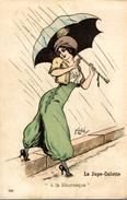 ILLUSTRATEUR LAFON : La Jupe-Culotte. A La Mauresque   LA MODE - Altre Illustrazioni