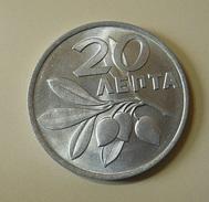 Greece 20 Lepta 1973 - Grèce