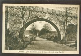 Malmedy  :   Pont Du Chemin De Fer