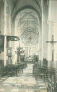 Machelen   :  Intérieur De L'Eglise - Deinze