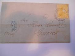 VENEZUELA - Env Intérieure Pour Caracas - Avril 1882 - P21459 - Venezuela