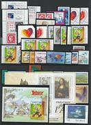 FRANCE - ANNEE 1999 - Tous Les Timbres Du N° 3211 Au N° 3293 - 87 Timbres Neufs Luxe (détail Dans Descriptif).