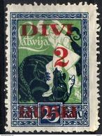 Lettland  LATVIA Lettonia 1920 / Mi.: 62 / MNH (LOT -  50 -2017 - 91 ) - Latvia