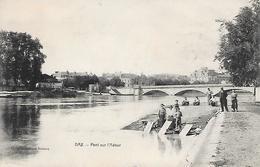 DAX - ( 40 ) -  Pont Sur L'Adour - Dax