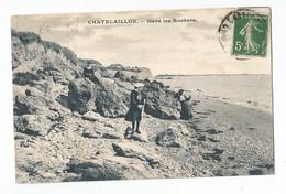Chatelaillon Dans Les Rochers - Châtelaillon-Plage