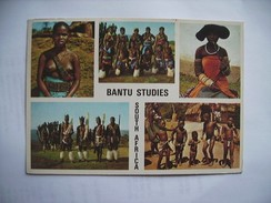 South Africa Bantu Studies With ( Half ) Naked People - South Africa
