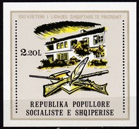 1978, Albanien,  Block 65, Prizrenit. MNH ** - Albanien