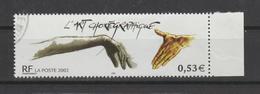 FRANCE / 2002 / Y&T N° 3507a : Art Chorégraphique (SANS PHO) - Choisi - Cachet Rond - Variedades Y Curiosidades