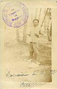 """Cpa Photo 9e Bataillon De Tirailleurs Indochinois - CONTY 1916 - M. 812 """"Boy"""" Des Sergents De La 3ème Compagnie - Guerre 1914-18"""