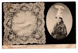 MODE . Vieilles Dentelles  . Coiffe Et Costume De Basse-Normandie - Réf. N°2015 - - Mode