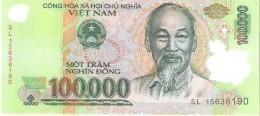 Vietnam - Pick 122 - 100.000 (100000) Dong 2013 - 2015 - Unc - Viêt-Nam