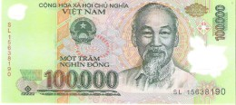 Vietnam - Pick 122 - 100.000 (100000) Dong 2013 - 2015 - Unc - Vietnam