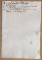 Elenco Bibliografico - Bibliographic List - XVIII Secolo - Sacra Scrittura - Sin Clasificación