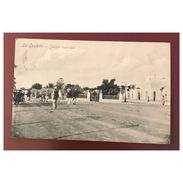 La Goulette  Jardin Municipal  Légionnaires - Tunisie
