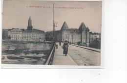MONTAUBAN -(T-.et-G) Le Vieux Pont Et Entrée De La Ville - Montauban