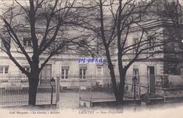 """CPA  De  SAINTES  (17) -  SOUS PREFECTURE - Collection BOCQUIER """" La CIVETTE """"  1916 - Saintes"""