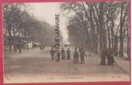 14 - CAEN--Le Cours Sadi-Carnot--animé - Caen